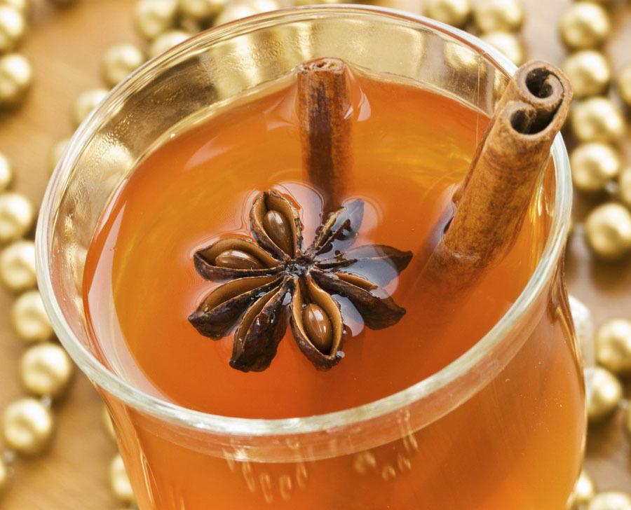 Зимние напитки. Старинный нормандский пунш