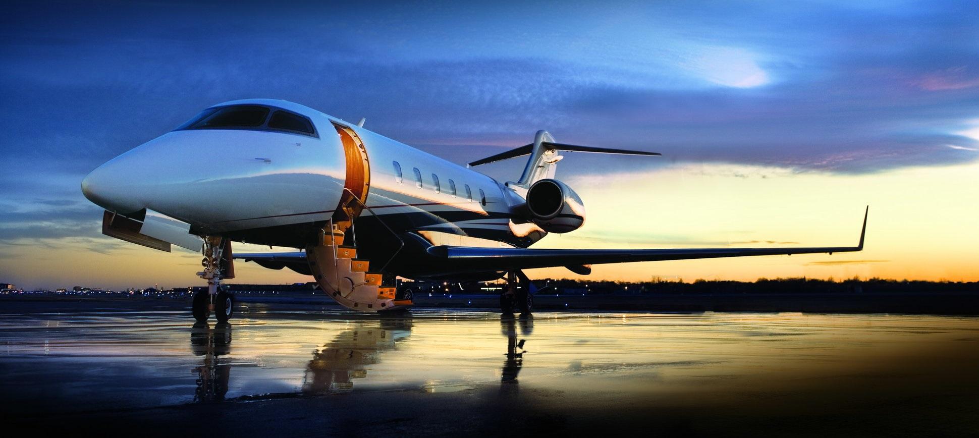 Сколько стоит перелет на частном самолете