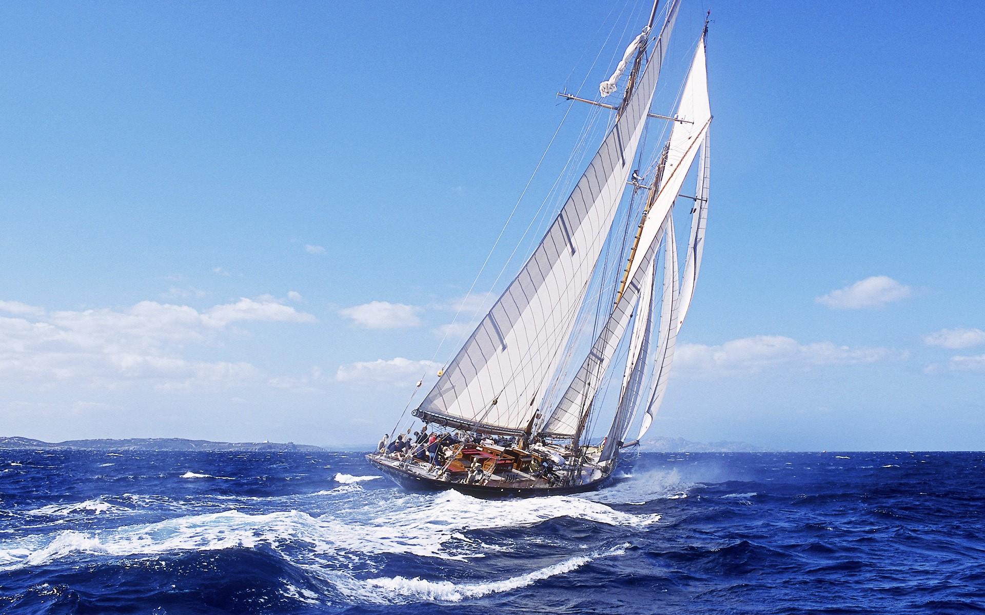 Яхтинг для детей и взрослых