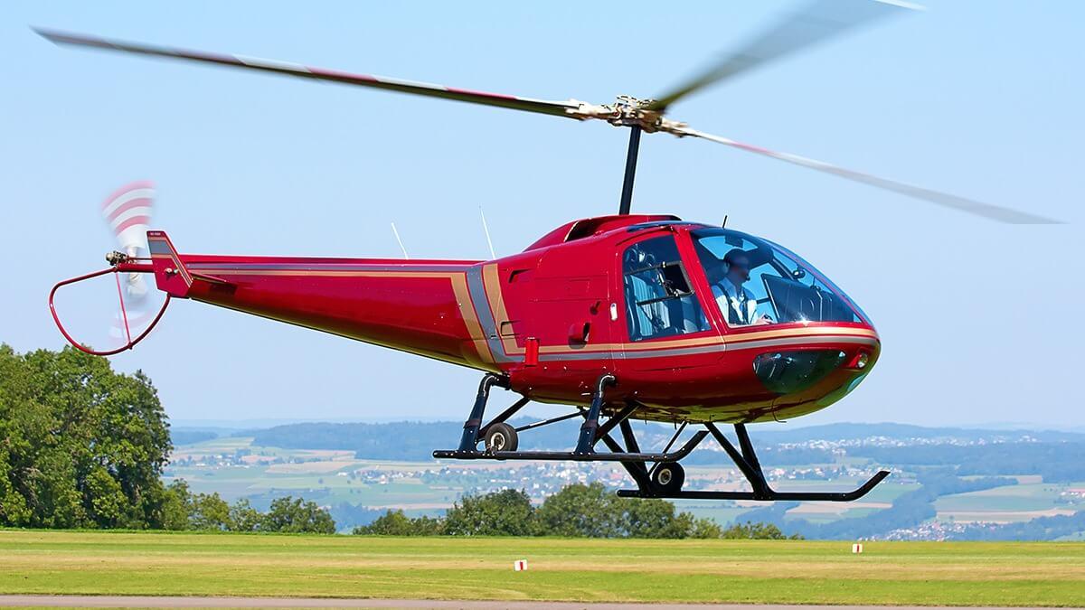 Сколько стоит прогулка на вертолете