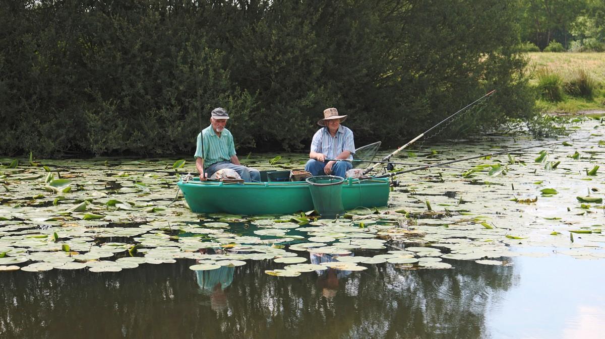 Рыбалка во Франции. Где порыбачить во Франции