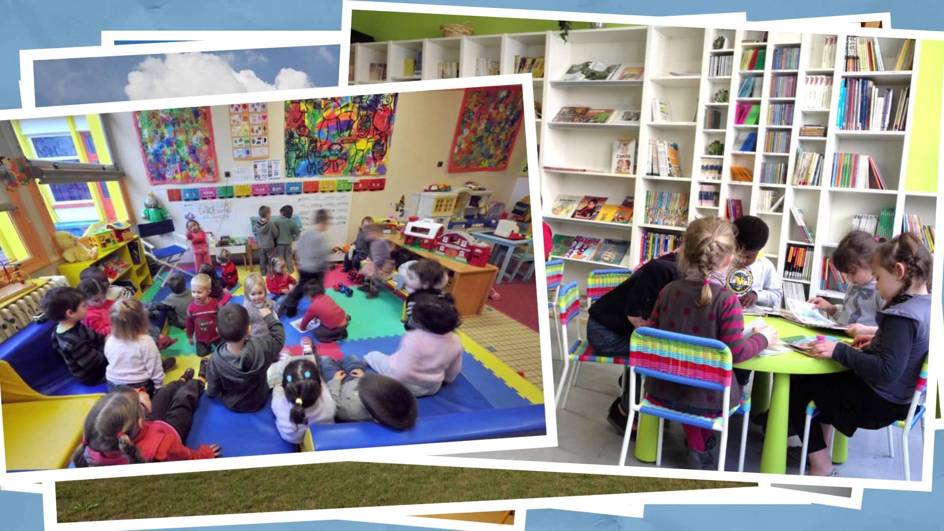 Материнская школа во Франции