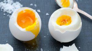 Яичные деликатесы