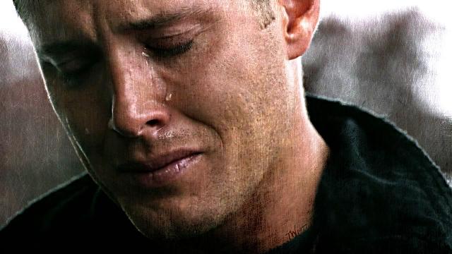 Мужские слезы — признак слабости?